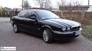 Jaguar X-Type 2.0 2005 r. - zobacz ofertę