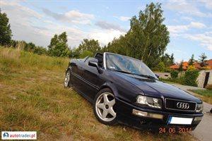 Audi 80 1994 2.6 150 KM