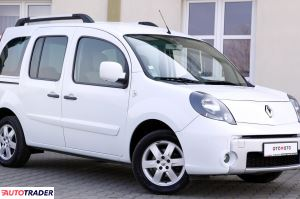 Renault Kangoo 2010 1.5 86 KM