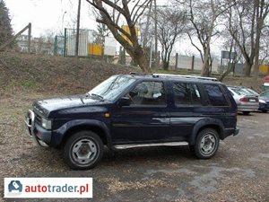 Nissan Terrano 3.0 1992 r. - zobacz ofertę