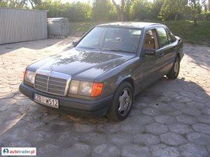 Mercedes W124 2.5 1986 r. - zobacz ofertę