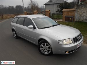 Audi A6 2002 3 220 KM