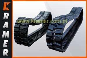 Do maszyn budowlanych GĄSIENICA GUMOWA gąsienice gumowe 400x72,5x72 (rubber track),   4 401 PLN
