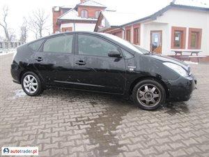 Toyota Prius 2006 r. - zobacz ofertę