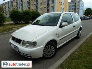 Volkswagen Polo 1.4 1998 r.,   3 600 PLN
