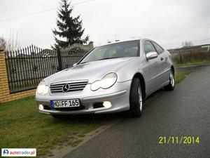 Mercedes 180 2.0 2002 r. - zobacz ofertę