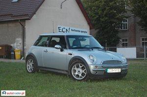 Mini ONE 1.4 2004 r. - zobacz ofertę