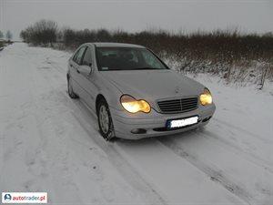 Mercedes 220, 2000r. - zobacz ofertę
