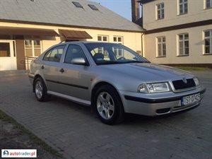 Skoda Octavia 1998 1.9 90 KM