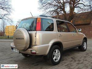 Honda CR-V 2000 2.0 147 KM