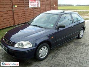 Honda Civic 1.4 1997 r.,   4 250 PLN