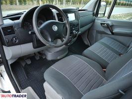 Volkswagen Crafter 2010 2.5