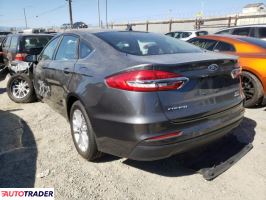 Ford Fusion 2020 1