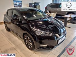 Nissan Micra 2019 1.0 100 KM