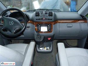 Mercedes Viano 2006 2.2