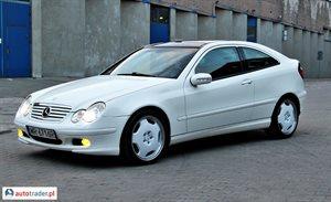 Mercedes 220 2.2 2003 r. - zobacz ofertę