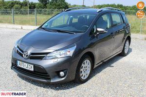 Toyota Verso - zobacz ofertę