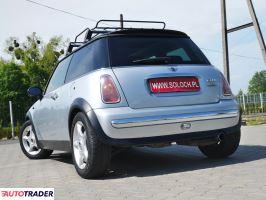 Mini Cooper 2004 1.6 116 KM