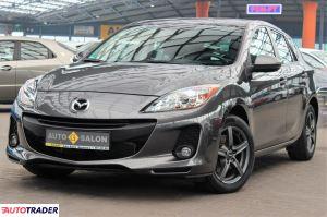 Mazda 3 2012 2.0 150 KM