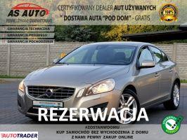 Volvo S60 2011 2.0 163 KM