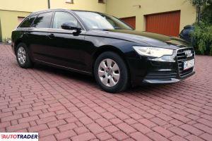 Audi A6 2011 3.0 204 KM