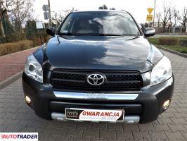 Toyota RAV 4 2007 2.2 136 KM