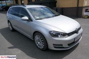 Volkswagen Golf 2014 1.6 110 KM