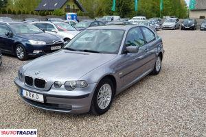 BMW 316 2004 1.8 116 KM