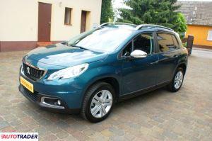 Peugeot 2008 - zobacz ofertę
