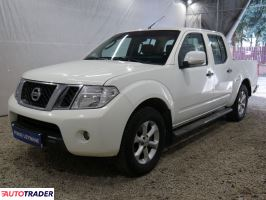 Nissan Navara 2011 2.5 180 KM