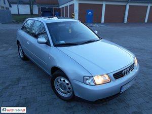 Audi A3 1999 1.9 81 KM