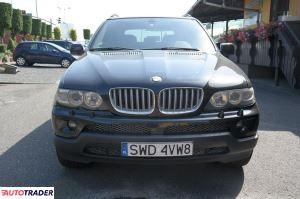 BMW X5 2001 3 184 KM