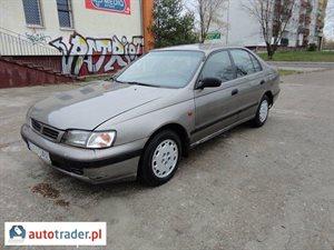 Toyota Carina 1.6 1996 r. - zobacz ofertę