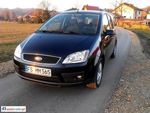 Ford C-MAX 1.8 2004 r.,   15 990 PLN