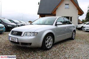 Audi A4 2002 1.8 163 KM