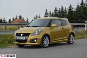 Suzuki Swift 2015 1.6 136 KM