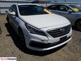 Hyundai Sonata 2017 2
