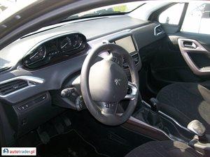 Peugeot 2008 1.2 2013 r. - zobacz ofertę