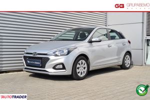 Hyundai i20 - zobacz ofertę