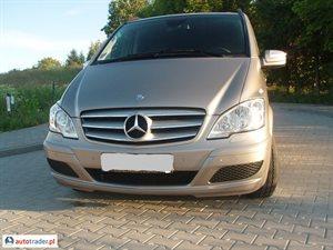 Mercedes Viano Blueefficiency Trend 2.1 2011 r. - zobacz ofertę