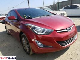 Hyundai Elantra 2016 1