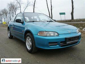 Honda Civic 1.3 1994 r.,   4 250 PLN