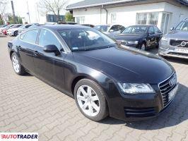 Audi A7 2013 3.0 245 KM