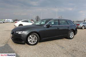 Audi A4 2016 2.0 150 KM