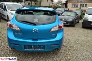 Mazda 3 2009 1.6 120 KM