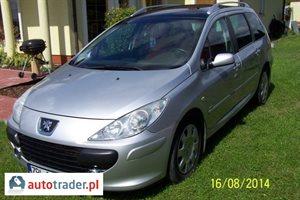 Peugeot 307 1.6 2006 r. - zobacz ofertę