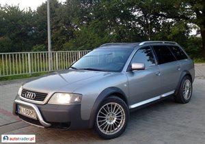 Audi A6 Allroad 2.7 2002 r. - zobacz ofertę