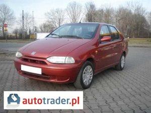Fiat Siena 1.6 1998 r. - zobacz ofertę
