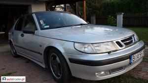 Saab 9-5 2.3 1999 r. - zobacz ofertę
