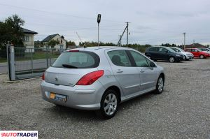 Peugeot 308 2008 1.6 120 KM